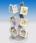 Card Display Card Spinners