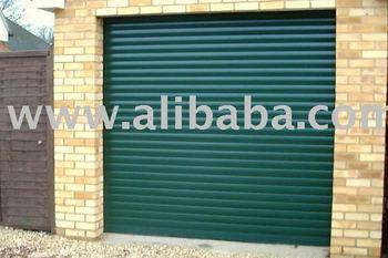 Europa Insulated Roller Garage Doors