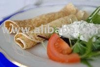 Gluten Free Crepes food