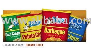 Granny Goose snacks