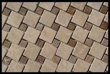 travertine mosaic JK 013 Travertine