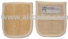 Natural Loofah soap bar