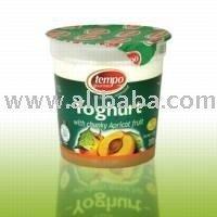 Chunky Apricot Yoghurt 200g