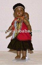 Swazi & baby Dolls