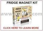 Fridge Magnet Kit