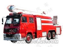 Steyr high jet fire engines