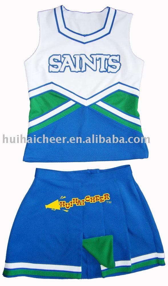 deportes uniforme animadora