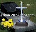 Energia solare alimentata croce ( cimitero illuminazione ) sc01-8
