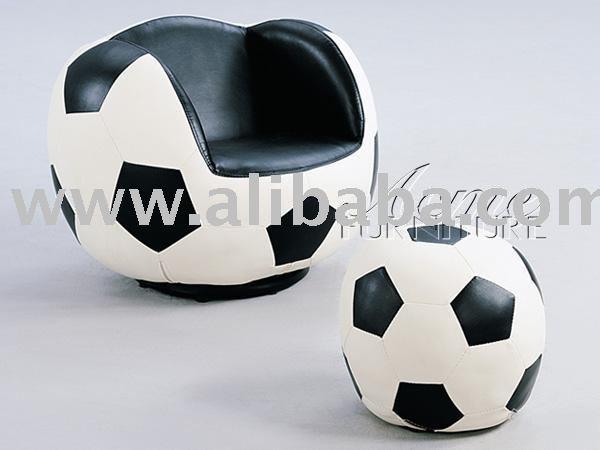 aller stern fu ball stuhl u osmane wohnzimmer sessel. Black Bedroom Furniture Sets. Home Design Ideas