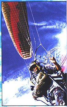 Para-motor Parachutes
