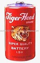 Tiger head battery