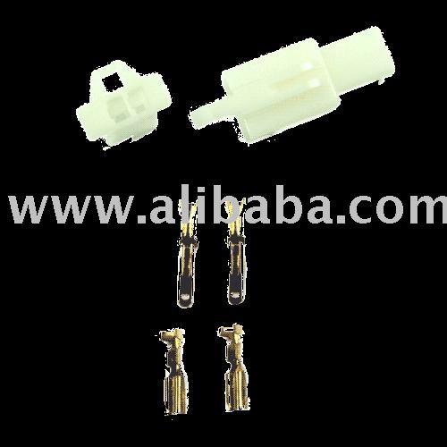 2 Pin Modular Connector
