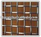galvanized iron Square Wire Mesh/black iron wire cloth/black iron wire mesh