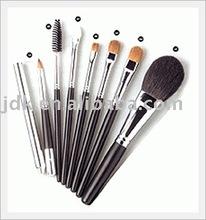 8pcs make up brush kit