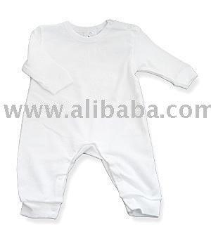 BABY Long Sleeve Long Leg Romper