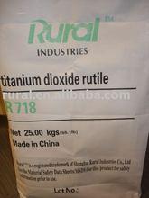 Titanium Dioxide Anatase Rural A 130/Rutile R718