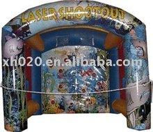 2012 New arrive outdoor or indoor commercial grade vinyl tarpaulin inflatable games
