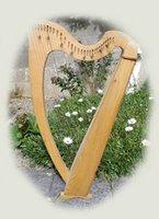 Irish Minstrel Harp