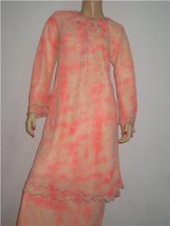 Baju kurung Malaysia clothing