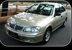 Nissan Sunny N 16