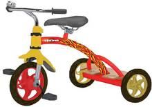 Power Hog Tricycle