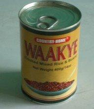 425 g in Normal Waakye