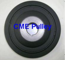 crankshaft pulley(harmonic balancer pulley) for Peugeot 306/406/405/605,CITROEN XANTIA