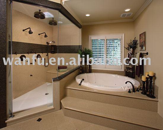 GRANITE BATHTUB SURROUND « Bathroom Design