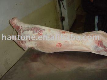 frozen halal lamb carcass