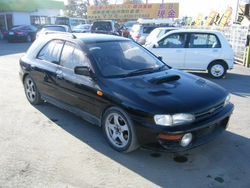 Used car - Subaru impreza WRC