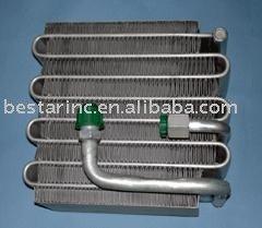 Evaporador automático ( auto de la bobina de enfriamiento, Auto de aire acondicionado parte )
