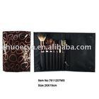 7 pcs Mini Travel Cosmetic Brush set