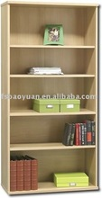 5 shelves bookcase, showcase,shelves