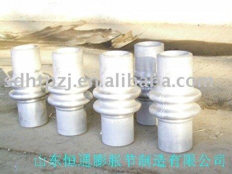 Juntas de expansión para tubo de montaje