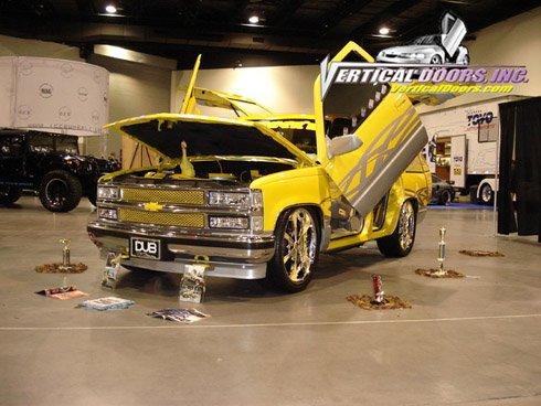 Chevrolet Tahoe (1995-1999)
