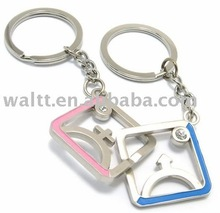 Boy Girl Gender Symbols Key Chains, Boy Girl Gender Symbols keyring, Male Symbol and Female Symbol Key Chains