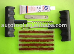 2pc T-Handle Radial Tire Repair Kit (Car)