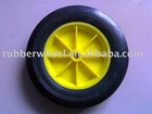 8x1.75 rubber wheel