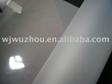 optical adhesive rear projection screen film