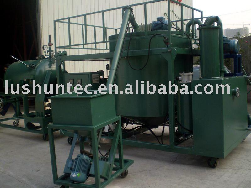 Zle Used Motor Oil Purification Recycling Regeneration System Buy Oil Regeneration Oil