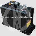 hydraulic fuel tank