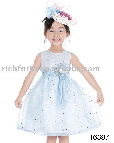 See larger image: sell Beautiful girl dress,children clothing,kids wear,kids ...