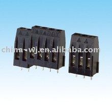 pcb terminal block(pitch 5.0mm)