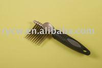 pet grooming tool/brush/hair cut