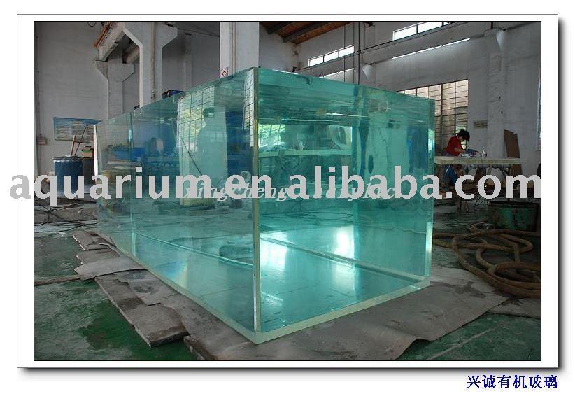 ... Categories > Square Fish Aquarium > Large square Acrylic aquarium