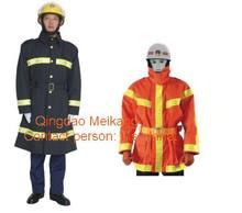 Fire man commander suit