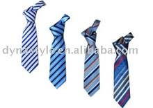 Cheapest Woven Polyester Stripe Necktie