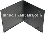 Double VCD case / VCD holder