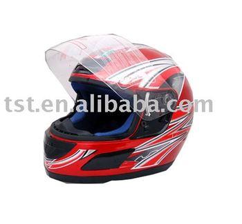 Half-Face Motorcycle Helmet