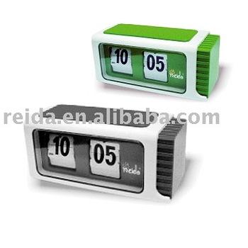 Auto Flip Clock
